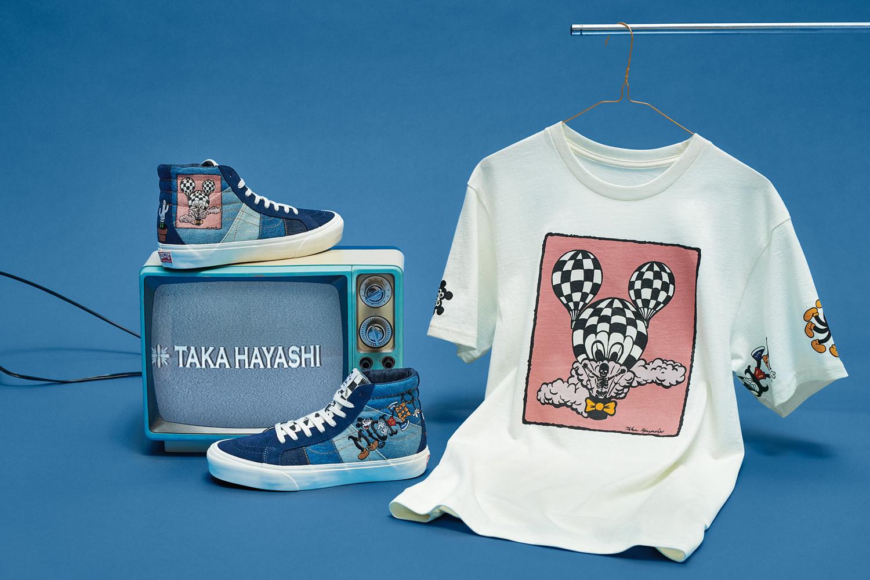 Vans посвятили коллекцию одежды Микки Маусу 3
