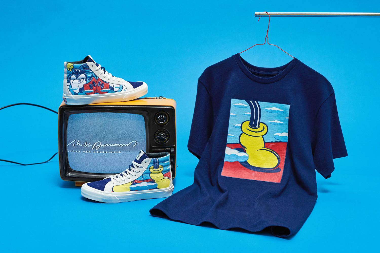 Vans посвятили коллекцию одежды Микки Маусу 2